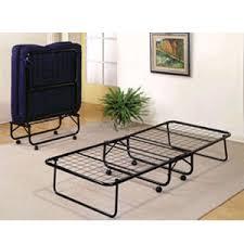 strong light weight folding bed with futon mattress 3 avi