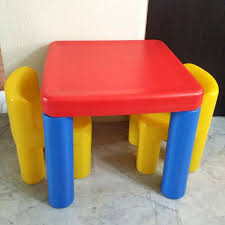little table and chairs 48 little tikes table and chair set primary bundle toys thetottoys