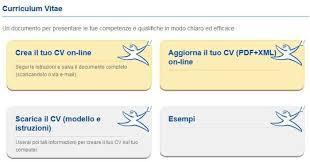 curriculum vitae formato europeo download pdf da compilare curriculum curriculum vitae formato europeo modello da compilare e app per