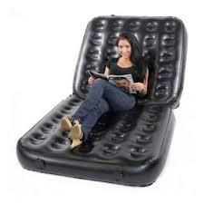 smart air beds bd 0010 inflatable multi chair walmart com
