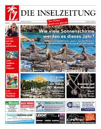 Pino K Hen Die Inselzeitung Mallorca April 2017 By Die Inselzeitung Mallorca
