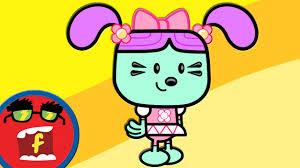 magic beans fredbot cartoons kids wow wow wubbzy
