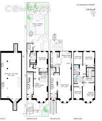 Brooklyn Brownstone Floor Plans Brooklyn Homes For Sale In Park Slope At 510 7th Street Brownstoner