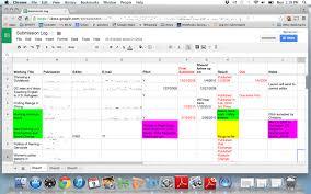 jobs for freelance writers and editors track your pitches use this spreadsheet to land more online