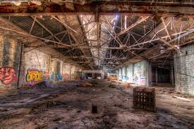 Warehouse Interior by Abandoned Warehouse Decay Concrete And Dark Places Pinterest
