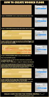 how to create wooden floor by kaoyux on deviantart