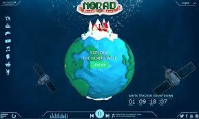 how to track santa s journey around the world techlicious