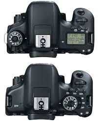 amazon black friday ad canon t6s canon rebel t6i and t6s announced