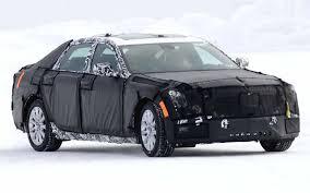 Cadillac Elmiraj Concept Price 2016 Cadillac Lts Flagship Sedan U2013 Price And Release Latescar