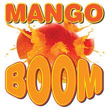Mango Boom 4 x 10ml 12mg mango boom gogo juice