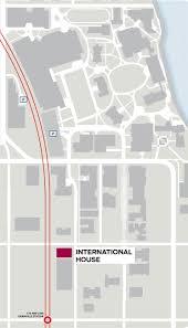 Cta Red Line Map International House Residence Life Loyola University Chicago