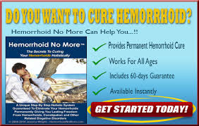 3 steps on how to get rid of hemorrhoids naturally