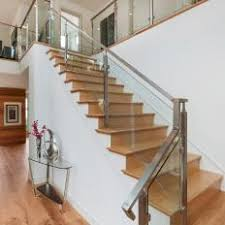 Glass Handrails For Stairs Photos Hgtv