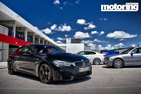Bmw M3 Black - 2015 bmw m3 u0026 m4 first drives specs and verdictsmotoring middle