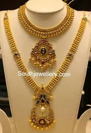 jewelry necklace design images 59 latest gold jewellery necklace designs khazana gold haram long jpg