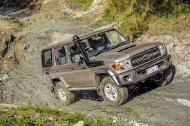 toyota land cruiser 70 series for sale nz driven s top five tough and capable 4x4s reviews driven