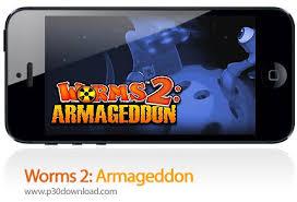 worms 2 armageddon apk worms 2 armageddon v1 3 v1 13 apk ipa p30download