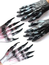 Werewolf Halloween Costumes Buy Werewolf Paws Claws Halloween Costume Gloves Costume Accessory
