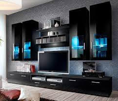 Modern Wall Unit by Modern Tv Room Designs Ideas With Presto Modern Wall Unit