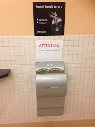 Hand Dryer Meme - 27 urinals that will help you forget how awkward peeing is