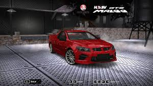 holden maloo gts working on the hsv maloo gts by corvettez06 need for speed most