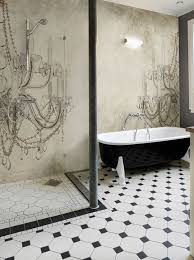 wallpaper ideas for bathrooms create your own escape with great wallpaper for bathrooms