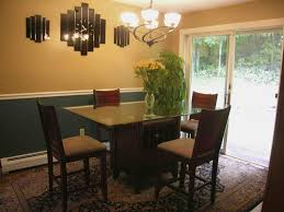 splendid designs with dining room chandeliers contemporary iron amusing design ideas using rectangular black motif rugs and rectangular black glass tables also with rectangular