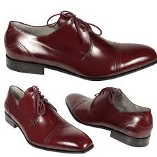 paciotti mens shoes burgundy pressed calf leather oxfords cpm746