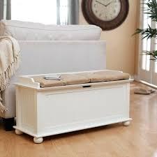 Low Ottoman Low Storage Bench Seat Designs Furniture Ottoman Wooden Plans