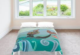mermaid bedding mermaid bedroom decor duvet cover queen duvet