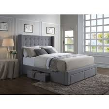 sensational design king storage bed frame look tidy with 12 drawer
