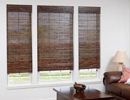Blinds That Open From Top And Bottom Top Down Bottom Up Bamboo Shades Woven Wood Shades