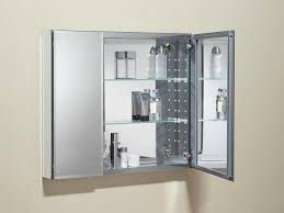Bathroom Medicine Cabinet Mirror Furniture Distinguishing Recessed Medicine Cabinet Mirror And
