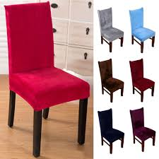 Seat Covers For Dining Chairs Dining Chair Covers Ebay