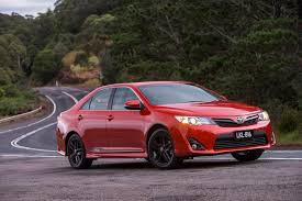 toyota camry custom toyota introduces 2014 camry rz special edition