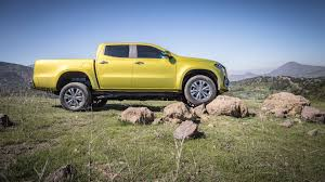 mercedes pickup truck 2018 mercedes benz x class review gtspirit