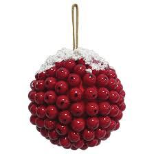 tree ornament 5 foam berries rona