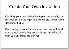 create your own invitations create your own birthday invitations christmanista