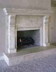 Custom Fireplace Surrounds by Fireplace Mantels Durango Stone