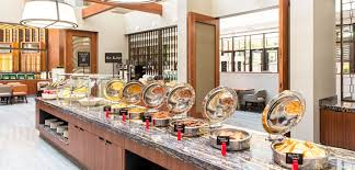 Buffet In Washington Dc by Washington Dc Hotels With Breakfast Embassy Suites Dc Georgetown