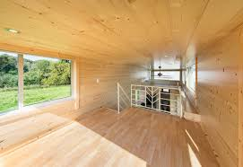 Tiny Home Square Footage New Tiny House Is Like Living In A Double Decker Bus Curbed