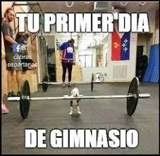Memes De Gym En Espa Ol - a3b765d7553b5b784d7820fddd078677 gif 400 328 ludoparcial pinterest