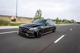 nyjah huston mercedes cls 63 amg mode carbon bodykit zito wheels at the mercedes c63 amg