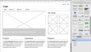 sketch wireframe mockup blog of leonid mamchenkov
