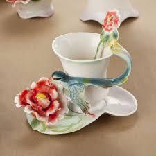 fancy mugs online shop fancy european enamel porcelain tea mugs ceramic tea