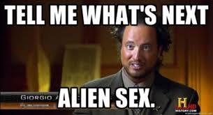 Giorgio Tsoukalos Aliens Meme - image 150715 ancient aliens know your meme