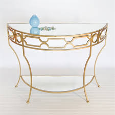 half round console table half round console table by worlds away fncamtreg