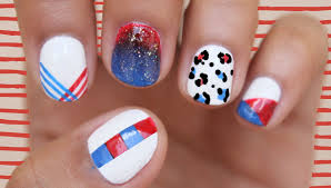 nail art for fourth of july 2014 the ultimate guide youtube
