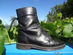 womens black combat boots size 9 vintage steel toe combat boots size 7 5 mens size 9 womens