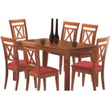 Teakwood Dining Table Teak Wood Dining Table Set View Specifications Details Of